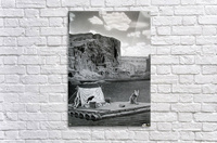 IN THE GRAND CANYON  Acrylic Print