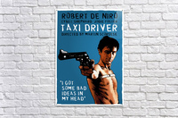 Taxi Driver  Acrylic Print