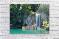 waterfall - Plitvicer lakes-nationalpark  Acrylic Print