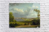 View north of Kronborg Castle  Acrylic Print
