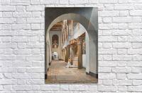 View of the Church of San Lorenzo fuori le Mura  Acrylic Print