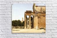 View of the Via Sacra, Rome, 1814  Acrylic Print