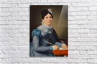 Portrait of Sarah Wolff  Acrylic Print