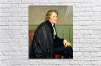 Portrait of Bertel Thorvaldsen  Acrylic Print