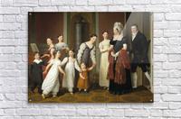 The Nathanson Family  Acrylic Print