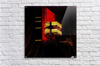 Night at the Guthrie  Acrylic Print