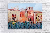 memory of Venice  Acrylic Print