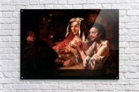 The Game of Mora  Impression acrylique