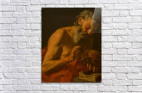 San Girolamo  Impression acrylique
