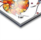 Espanessua - imaginery spiral flower Acrylic print