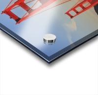 Golden Gate Bridge; San Francisco, California, United States of America Acrylic print