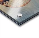 World global business background Acrylic print