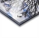 Clear skys Acrylic print