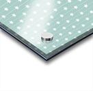 Star Seamless Pattern Art Acrylic print