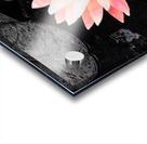 Lotus Impression Acrylique
