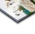 Cummington Barn Roofs Acrylic print