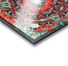 Abstract Mandala I Acrylic print