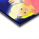Freeze Frame High Five. Rick F. Acrylic print