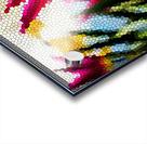 Tulip Mosaic Acrylic print