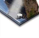 Skaros Rock - Santorini Acrylic print