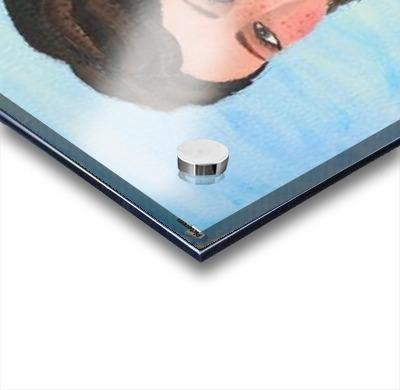 auto portrait Acrylic print