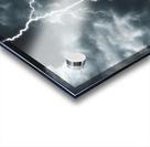 Lightning Strikes Acrylic print