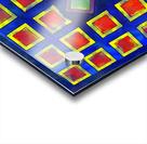 Verhomera - abstract cube worlds Acrylic print