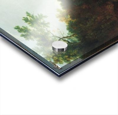 Distant View of Maecenas Acrylic print