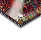 Colorful Mushroom Acrylic print