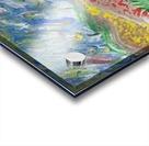 windy landscape Acrylic print
