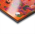 abstract colorful garden Acrylic print