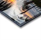 Eleuthera Sunrise on the Hammock Acrylic print