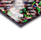 Icing on the Kaleidoscopic Acrylic print