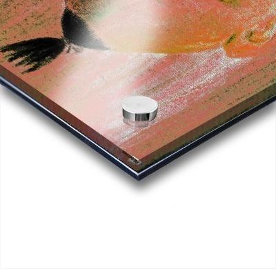 Diamond in the Rough III Acrylic print