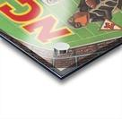 1984 NCAA Football Ad Reproduction_Vintage Sports Ads_Retro Sports Advertisement Acrylic print