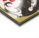 Vintage FSU Florida State University Seminoles Art_Ticket Stub Art Reproduction Print Acrylic print
