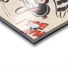 baltimore orioles posters wall art play ball art cartoon baseball print metal canvas acrylic artwork Impression Acrylique