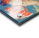 1959_Boston Red Sox_Baseball Yearbook_Poster_Vintage Baseball Art Print Reproductions Acrylic print