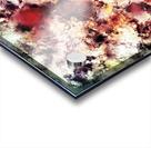 Compression Acrylic print
