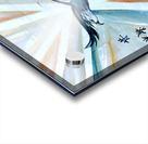 Art deco Freedom Acrylic print