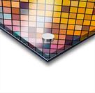 Mosaic Pattern Acrylic print