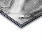 Sandy Waves Acrylic print