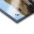 Harpersfield Ohio covered bridge autumn 2020 Acrylic print