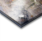Autumn snow on Back Hollow Road Tucker County West Virginia Acrylic print