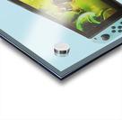 Nintendo Switch Blue Acrylic print