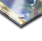 Mighty Yellowstone 2 - Yellowstone River - Yellowstone National Park Acrylic print