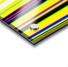 Color Bars 2 Acrylic print