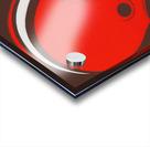 Retro Cleveland Browns Helmet Art Acrylic print