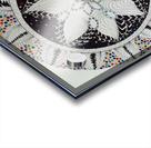Cosmic Mandala Acrylic print