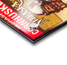 1988 Nebraska Cornhuskers vs. Missouri Tigers Acrylic print
